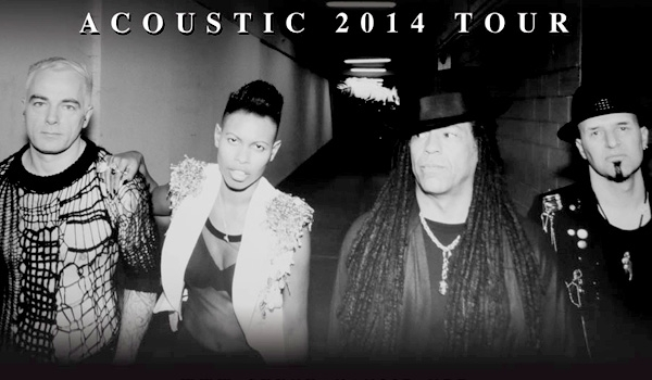 SKUNK ANANSIE Acoustic Tour 2014